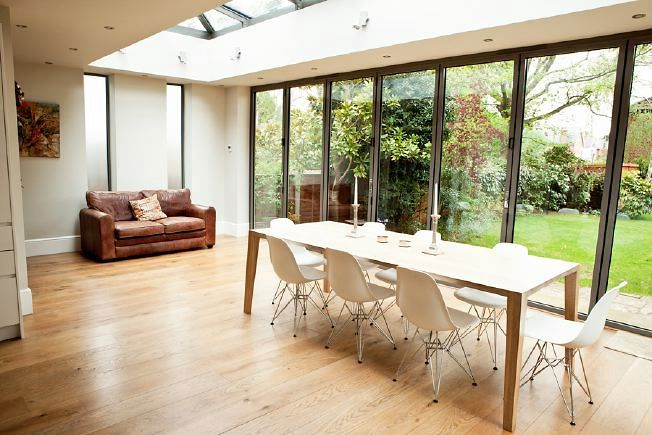 Floor To Ceiling Windows Cost floor to ceiling windows/doors: costs and best material? - boards.ie