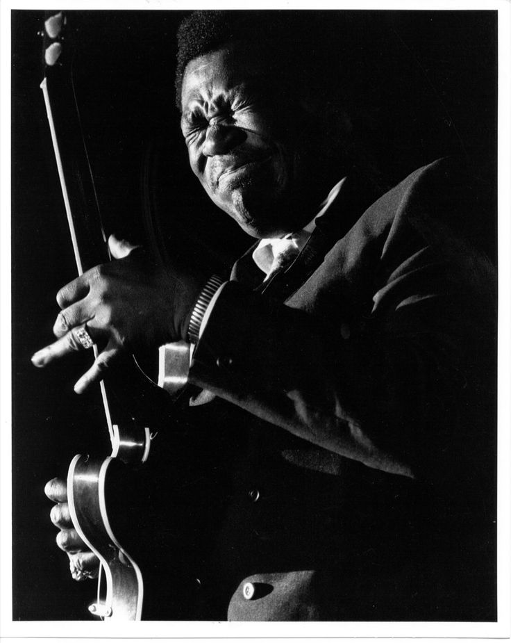 father of the blues ..... his blue notes coming out.... straight form heart .... :)