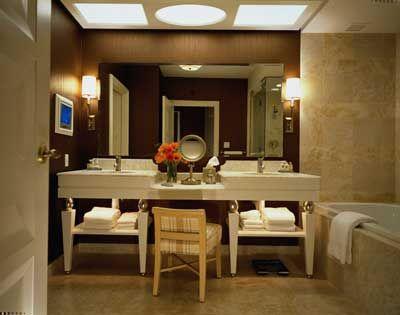 14 best vanities / make up tables images on pinterest | bathroom