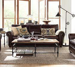 Living Room Decorating Ideas | Pottery Barn Part 82