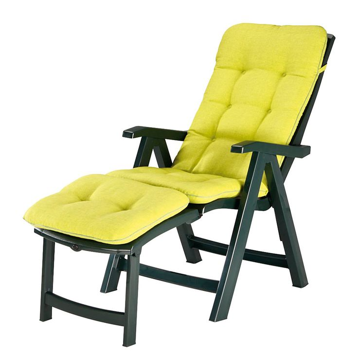 Deck-Chair Florida - Kunststoff/Webstoff - Grün, Best Freizeitmöbel Jetzt bestellen unter: https://moebel.ladendirekt.de/garten/gartenmoebel/gartenliegen/?uid=3d2f39a5-fb8e-5700-8e48-cb219178737e&utm_source=pinterest&utm_medium=pin&utm_campaign=boards #gartenliegen #freizeitmöbel #garten #best #gartenmoebel #gartenmöbel