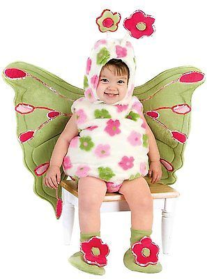 Halloween Costumes Kids: Butterfly Infant / Toddler Costume 6/12 Months -> BUY IT NOW ONLY: $35.37 on eBay!