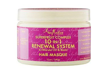 SheaMoisture Superfruit Complex 10-N-1 Renewal System Hair Masque