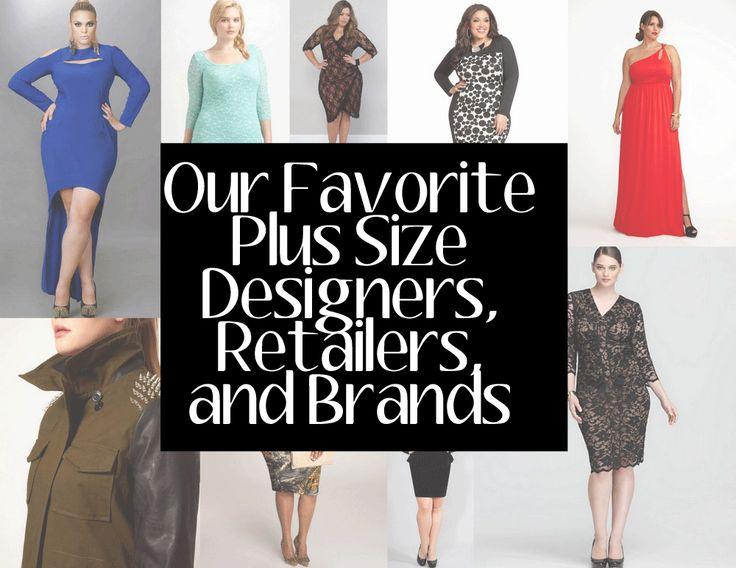 plus size fashion designers | ... List of Plus Size Designers, plus size retailers, and plus size brands