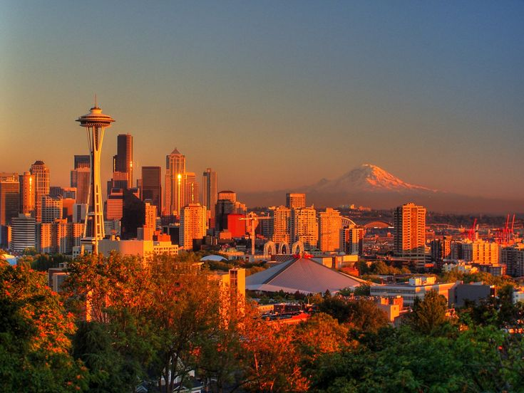 The Emerald City  #seattle