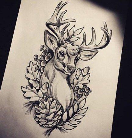 16+ Trendy Tattoo Animal Traditional Sketch