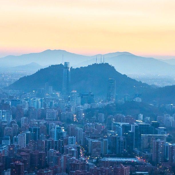 Santiago   Santiago De Chile in Metropolitana de Santiago de Chile