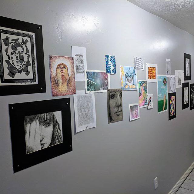 Gallery Wall Art Prints Modern Decor Collage