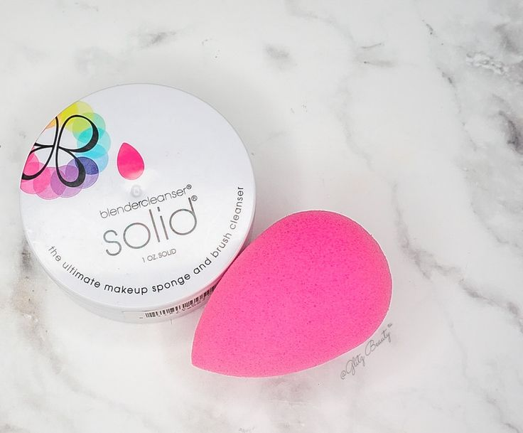 BEAUTY BLENDER CLEANSER SOLID DUPE! AND REALLY INEXPENSIVE!
