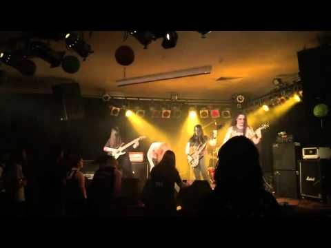 Deadspace feat. Blasphemouslibel - Live @ The Boston 14.11.15 - YouTube