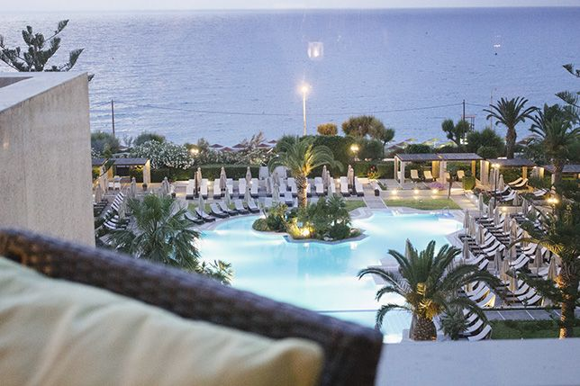 Sheraton Rhodes, Greece