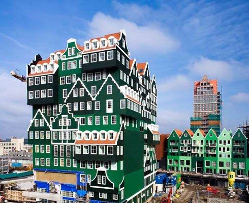 Inntel Hotel, Olanda.