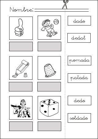 Proyecto Habla M Letra D Comunicaci 243 N Speech Language