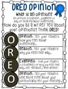 image result for opinion essay examples 4th grade - Opinion Essay Examples