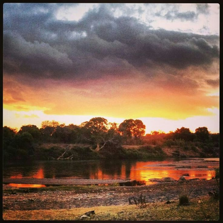 Olifants River, South Africa, Lowveld