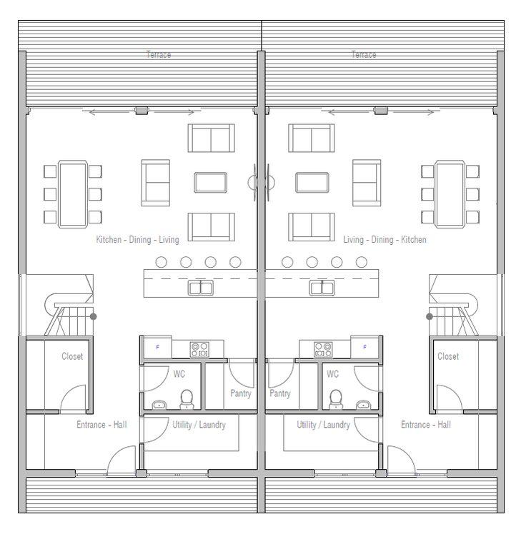 25 Best Ideas About Duplex House Design On Pinterest
