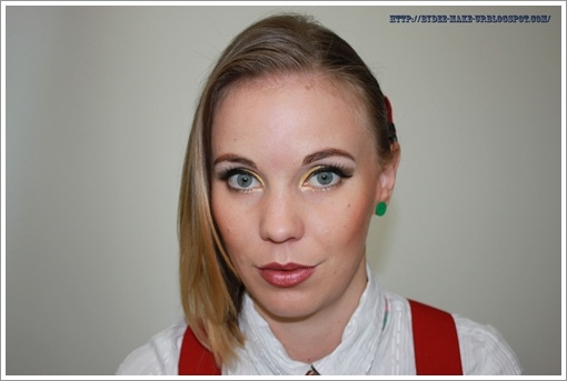 Oktoberfest colab | By Dee make-up and more