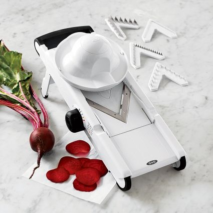 http://rubies.work/0640-ruby-rings/ OXO® V Slicer Mandoline, available at #surlatable