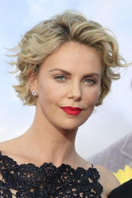 hair styles for shapes for dressy events hairstyles charlize 4970
