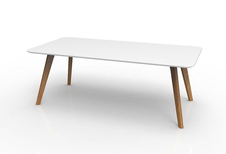 SKU27 - OSLO Straight Sit Down White Top
