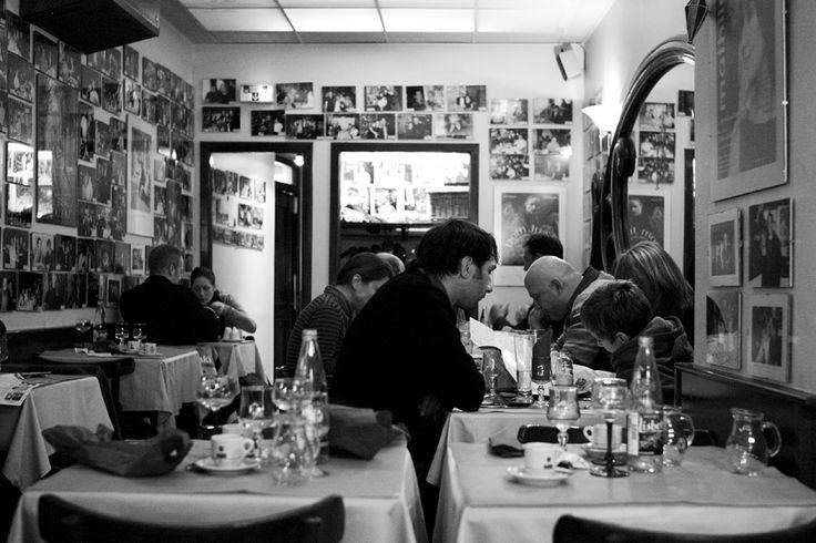 Le Petit Zinc - Mulhouse, Alsace, France - December 2009. Photo by San Francisco Photographer Manuel Guerzoni.