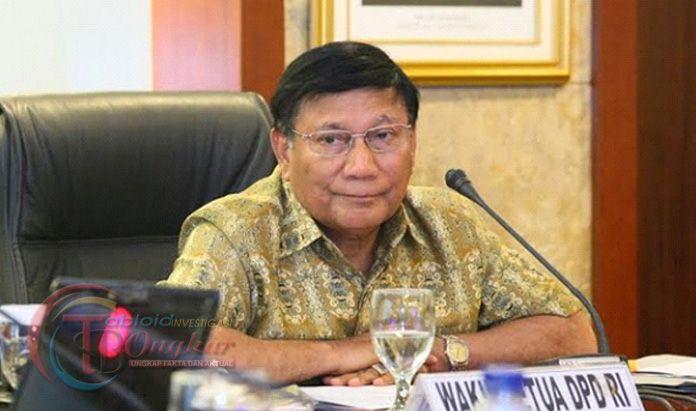 Wakil Ketua DPD: Kasus Irman Gusman Tidak Mengatasnamakan DPD