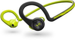 auriculares plantronics backbeat fit verde