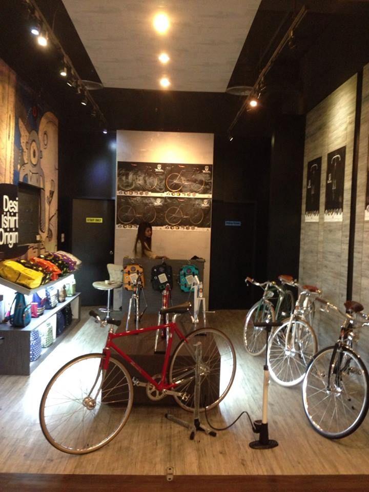 466 Best Cool Creative Bike Shop Ideas Images On Pinterest Shop