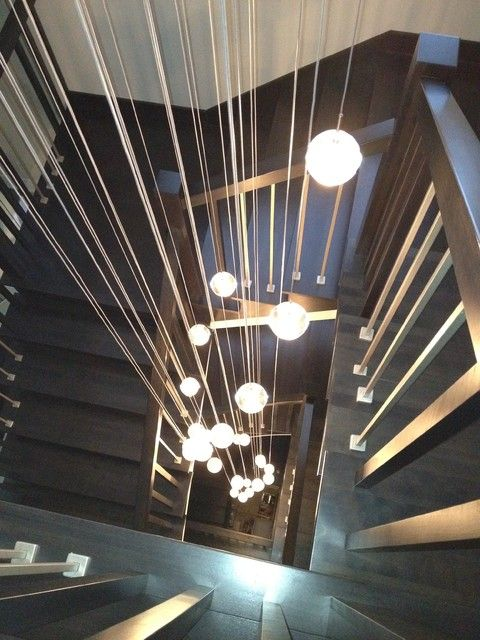 Lighting Basement Washroom Stairs: Best 25+ Stairway Lighting Ideas On Pinterest