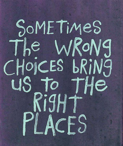 What is wrong en what is right!?
