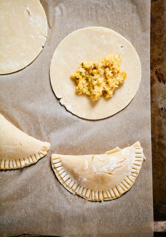 Appetizer Recipe: Empanadas with Corn — Recipes from The Kitchn | The Kitchn
