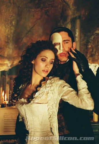 Andrew Lloyd Webber's The Phantom of the Opera Movie Still #74  Love this night gown, but i cant a full length pic anywhere, want it soo bad