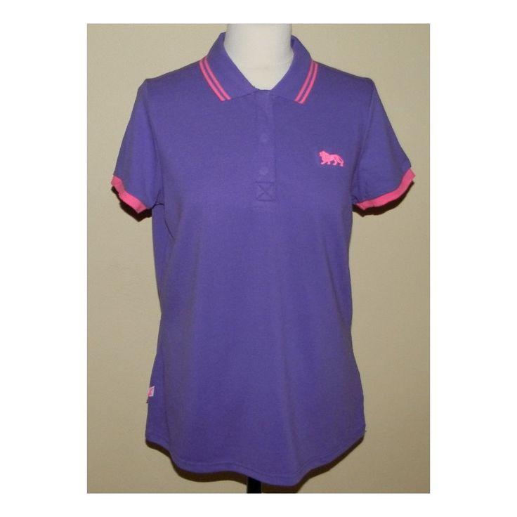 T-shirt Lonsdale purple