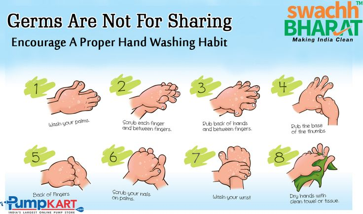 Properly #hand_washing with #soap and #water can save you from many #diseases caused by #viruses and #bacteria. So, Keep the habit of good hand washing in your daily #life. Take an initiative by supporting #Swachh #Bharat #Abhiyan