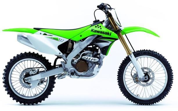 Kawasaki Cc Dirt Bike