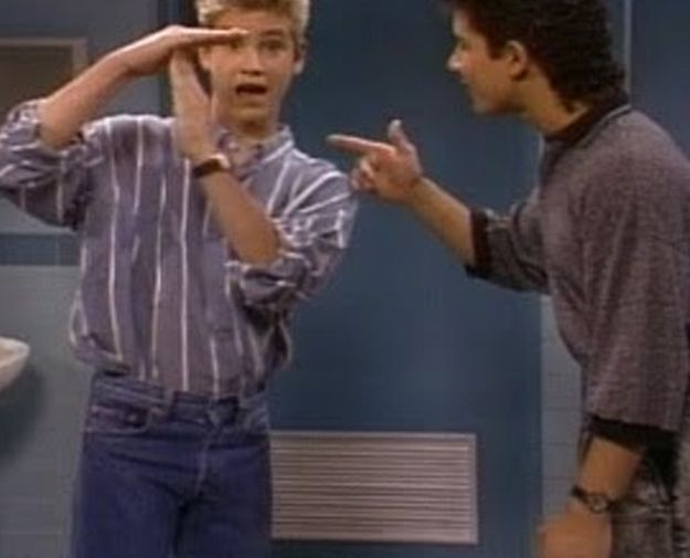 What If Zack Morris Had Instagram?
