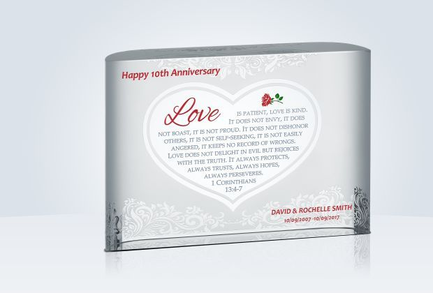 10 Year Wedding Anniversary Gifts For Wife: 25+ Best Ideas About 10th Anniversary Gifts On Pinterest