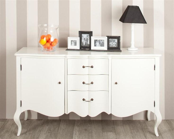 Komoda JULIET I biała 162x52x92cm #komoda #meble #furniture #design #modern #livingroom #ideas #inspiration