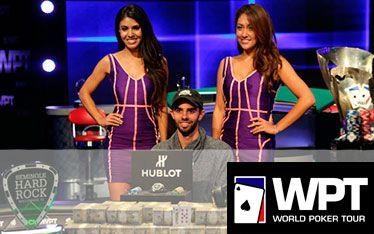 Гриффин Пол выиграл $1 млн в World Poker Tour.    Калифорниец Гриффин Пол (Griffin Paul) занял первое место в чемпионате Seminole Hard Rock Showdown, входящем в серию World Poker Tour. В финале он обыграл Джо Ибэнкса (Joe Ebanks) и получил главный приз – $1000000.