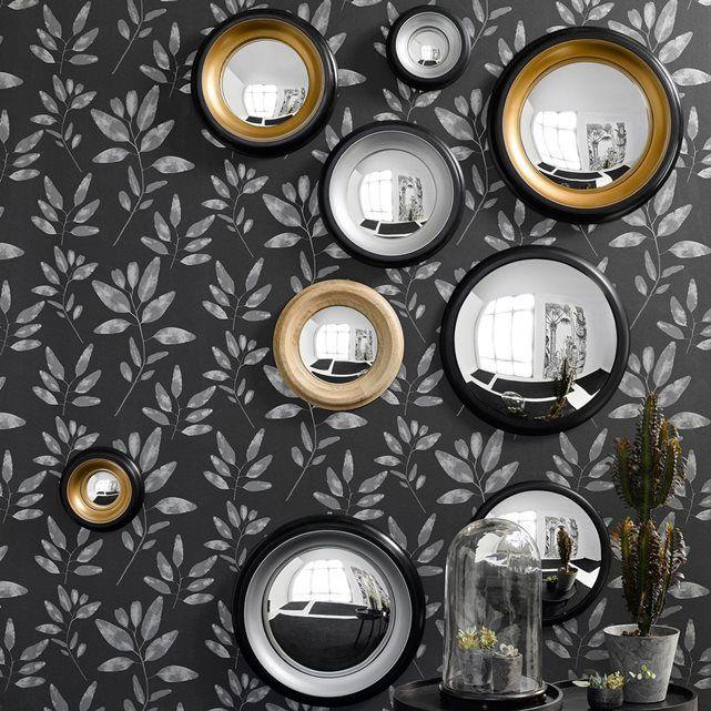 1000 id es sur le th me miroir convexe sur pinterest for Miroir mural grande taille