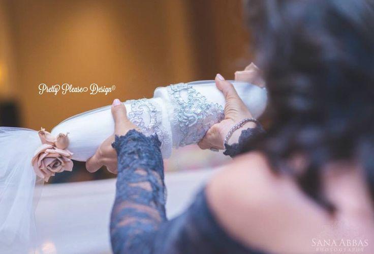 Kaleh Ghand {Sugar Cones} by Pretty Please Design #prettypleasedesign #persianwedding #sofrehaghd #sofreh