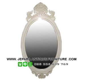 Model cermin kayu minimalis cat duco