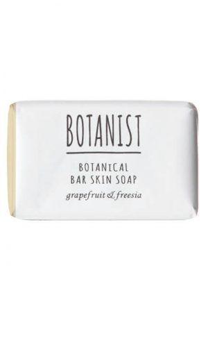 Botanical Bar Skin Soap, Grapefruit & Freesia.   #botanist #green #plants #earth #botanical #shampoo #bath #japanese #brand #Japan  #body milk #body lotion #skincare #skin #bodylotion #natural #lifestyle #slowliving #nature #organic  #made in Japan #inspiration #drink #food #lifestyle  http://botanistofficial.com/