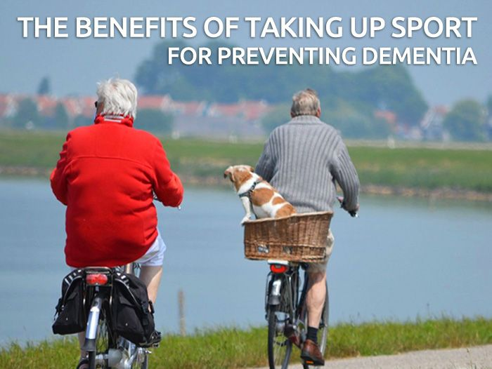 The Benefits of #Sport For Preventing #Dementia  You don't need to be winning any medals to enjoy the benefits that exercise will give you. Just make sure that you're having fun, moving your body and you're  in good company!