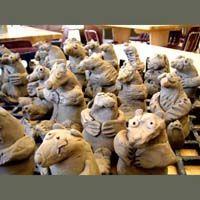 clay: Clay Art Education, Clay Ideas, Art Lessons, Art Teacher, Kids Clay, Art Ideas, Classroom Art, Art Projects, Clay Lessons