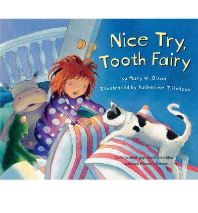 "Sure to elicit gap-toothed smiles"" (""National Women's Review""), this enchanting story is sure to have children looking closely at what's under their pillows"