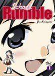 "Manga Review: ""School Rumble"" Volume One"