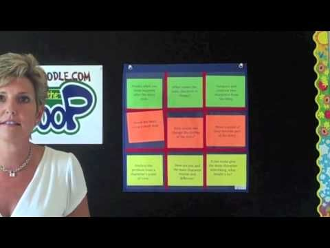 Differentiate Instruction Using Choice Boards