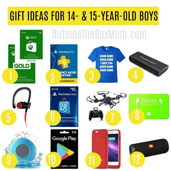 Gifts For 14 Year Old Boys 15 Year Old Boy 15 Year Old Christmas Gifts 14 Year Old Christmas Gifts