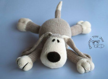 Knitting Patterns For Toy Dogs : 25+ best ideas about Free baby knitting patterns on Pinterest